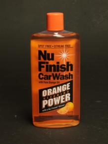 AUTOŠAMPON FINISH ORANGE 101,62COLORIT / 0,473 L